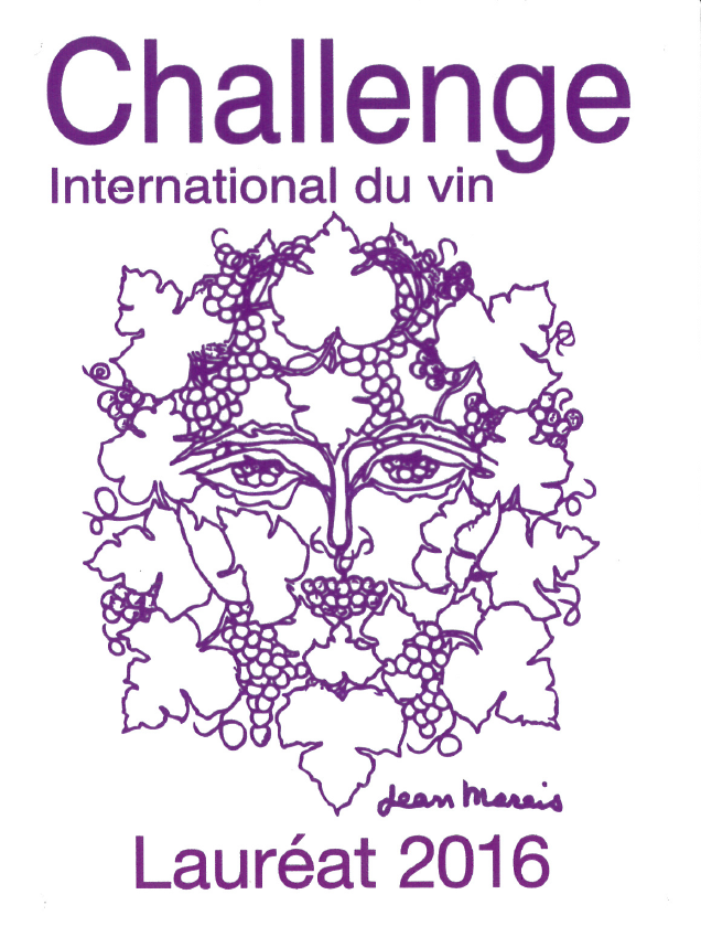 RECOMPENSE CHALLENGE INTERNATIONAL DU VIN